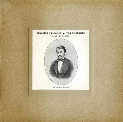 [PORTRAIT] Rudolph Friedrich Carl von Uechtritz
