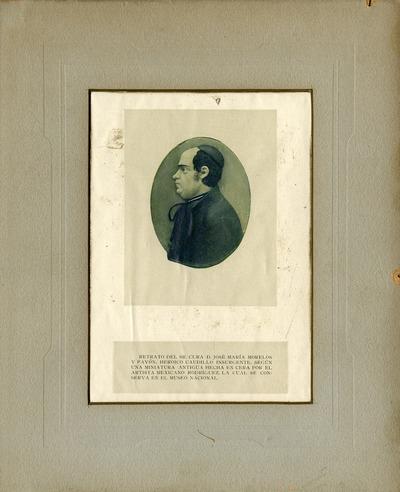 [PORTRAIT] José María Morelos y Pavón