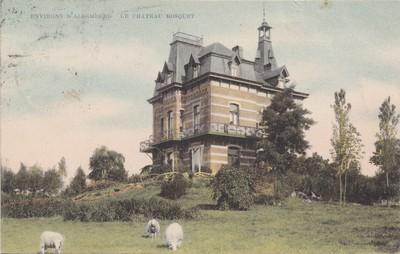 Kasteel Rondenbos in Alsemberg
