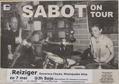 Sabot on tour