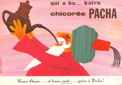 Industrie Halle (Pacha) - Qui a bu...boira chicorée Pacha