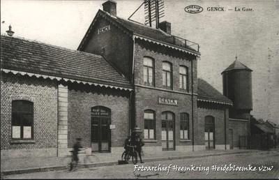 Genck - La Gare