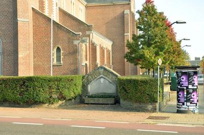 Oorlogsmonument Beverst (Bilzen).