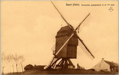 Windmolen in Beert