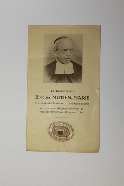 Broeder Mutien-Marie