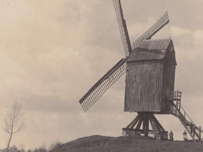 Windmolen in Vollezele