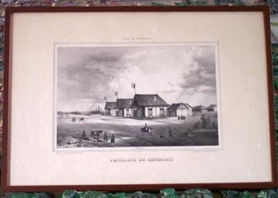 Camp de Beverloo - Pavillons de Generaux.