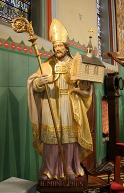 Heilige Monulfus van Maastricht