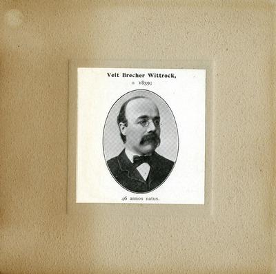 [PORTRAIT] Veit Brecher Wittrock