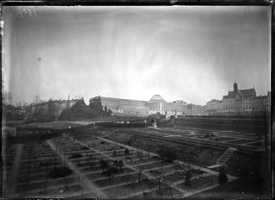 Jardin botanique de Bruxelles : Ecole des plantes officinales et vénéneuses, école de floriculture et bâtiment principal #0023