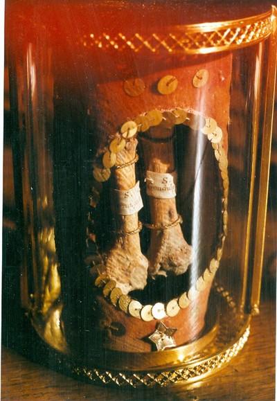 relikwie Monulfus en Gondulfus