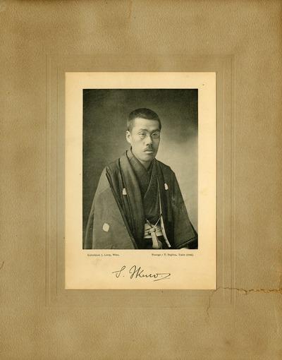 [PORTRAIT] Seiichiro Ikeno