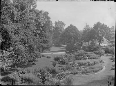 Jardin botanique de Bruxelles : [Vue extérieure]