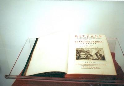 Rituale Ecclesiae Leodiensis