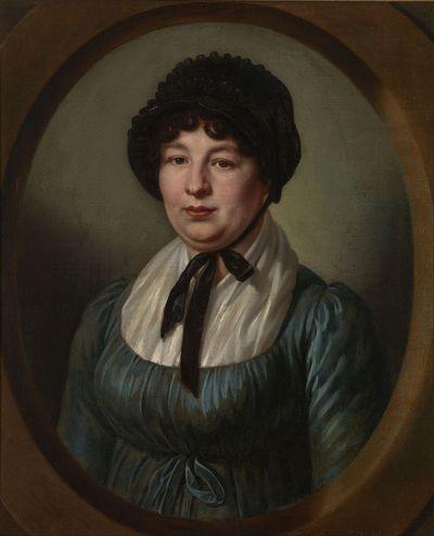 Portret van Jeanne Thérèse Joséphine Quirini