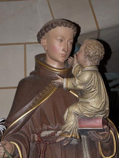 Sint-Antonius van Padua met Kindje Jezus