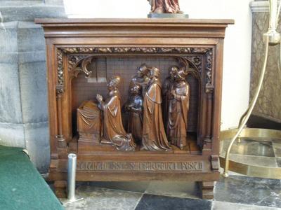 Instelling van de feestdagen van het heilig Sacrament.