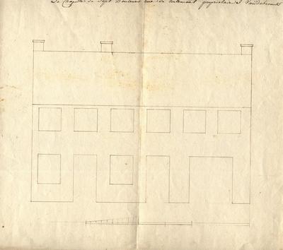 La Chapelle de Sept Douleurs,rue de Tirlemont,propriétaire Jean Vandebrouck