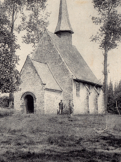 Heilig Kruiskapel te Gooik