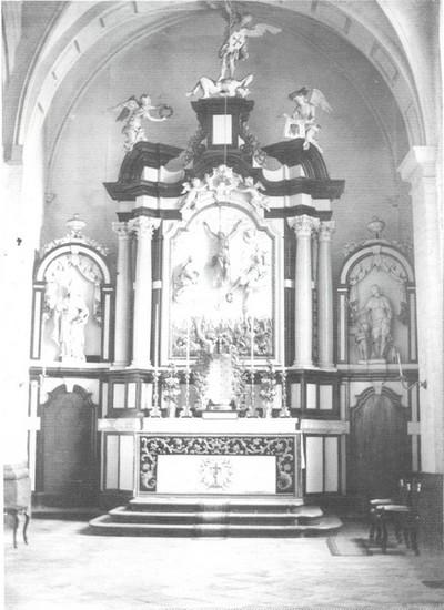 Altaar van het H. Kruis