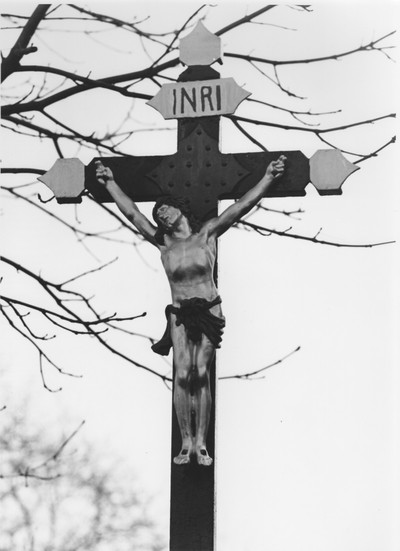 Kruis in Sint-Kwintens-Lennik