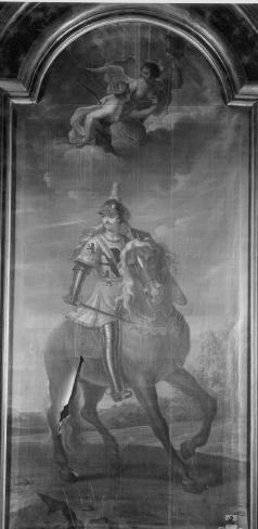 Portret van ridder Van Redingen