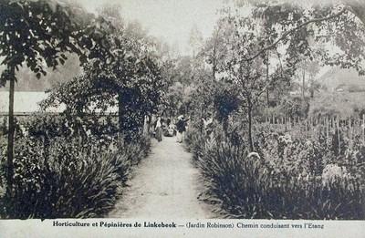 Tuin in Linkebeek