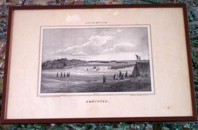 Camp de Beverloo - Cantines.