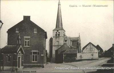 Genck - Marché (Marktplein)