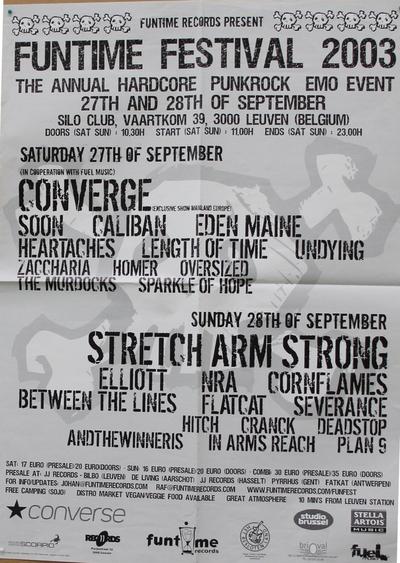 Funtime Festival 2003