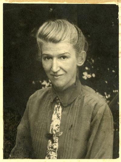 [PORTRAIT] Hélène Durand