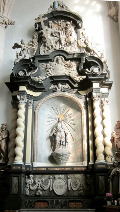 Altaar van de Heilige Drievuldigheid