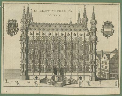 La Maison de Ville de Louvain