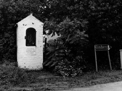 Sint-Annakapel in Sint-Martens-Lennik