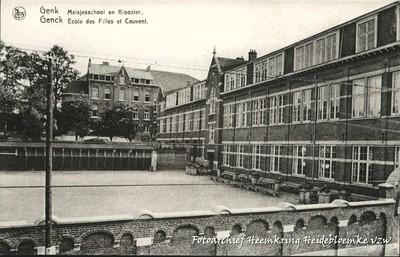 Genk Meisjesschool en Klooster