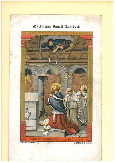 Marteldood van H. Lambertus