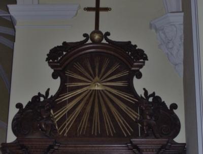 Hemel Sint Quintinusaltaar
