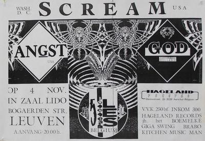 Scream - Angst - God