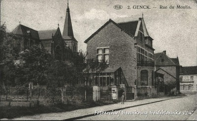 Genck - Rue du Moulin