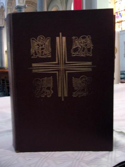 Evangelarium voor zon- en feestdagen
