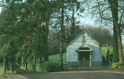 Sint-Wivinakapel in Dilbeek