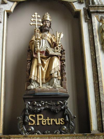 heilige Petrus Paus