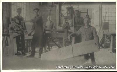Genck - Schrijnwerkerij Houben