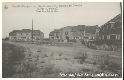 Société Anonyme des Charbonnages des Liégeois en Campine Genck (Limbourg)