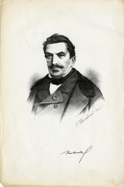 [PORTRAIT] Louis Benoît Van Houtte