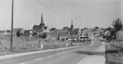 Dorpsgezicht van Vlezenbeek