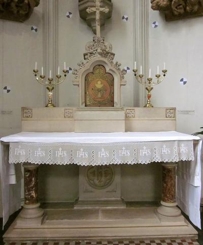 Altaar van het Heilig Sacrament