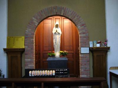 kapellen (ruimten in Christelijke religieuze gebouwen)