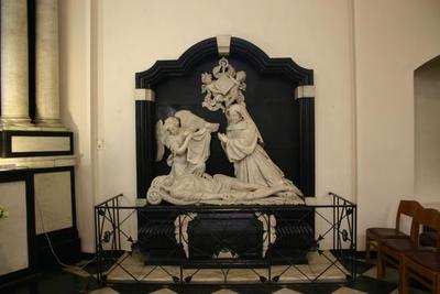 Grafmonument van Anne Catherine de Lamboy