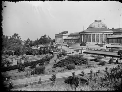 Jardin botanique de Bruxelles : Ecole de botanique et bâtiment principal #0163